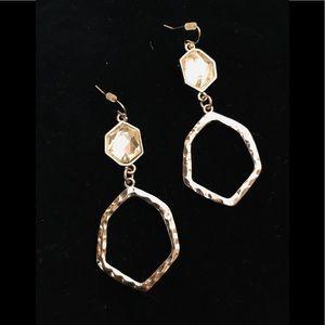 Silver🤍Dangle Earrings